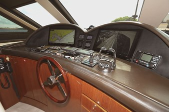 Exit Strategy 26 2006 Hargrave 105 Motor Yacht - Exit Strategy - Helm