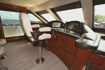 Exit Strategy 27 2006 Hargrave 105 Motor Yacht - Exit Strategy - Helm