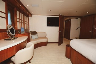Exit Strategy 33 2006 Hargrave 105 Motor Yacht - Exit Strategy - Master Stateroom