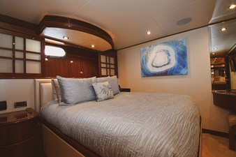 Exit Strategy 44 2006 Hargrave 105 Motor Yacht - Exit Strategy - Guest Stateroom