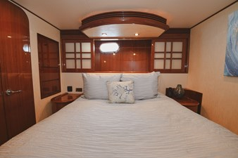 Exit Strategy 45 2006 Hargrave 105 Motor Yacht - Exit Strategy - Guest Stateroom