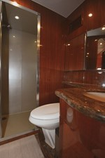 Exit Strategy 56 2006 Hargrave 105 Motor Yacht - Exit Strategy - Crew Head