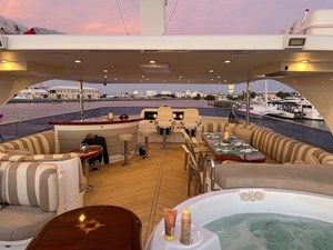 Exit Strategy 58 2006 Hargrave 105 Motor Yacht - Exit Strategy - Flybridge