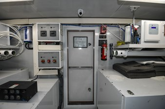Exit Strategy 67 2006 Hargrave 105 Motor Yacht - Exit Strategy - Engine Room