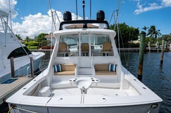 Kariba 17 Cockpit