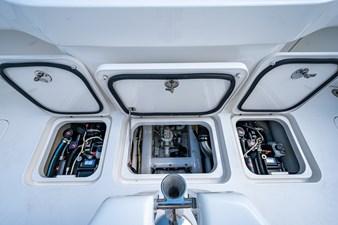 Kariba 20 Cockpit
