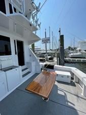 Black & Blue  4 Black & Blue  1998 VIKING Enclosed Bridge Cruising Yacht Yacht MLS #272506 4