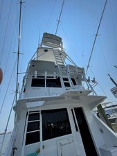 Black & Blue  3 Black & Blue  1998 VIKING Enclosed Bridge Cruising Yacht Yacht MLS #272506 3