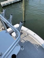 Black & Blue  7 Black & Blue  1998 VIKING Enclosed Bridge Cruising Yacht Yacht MLS #272506 7