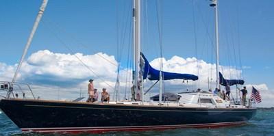 Too Elusive 3 Too Elusive 1985 SOUTHERN OCEAN  Cruising Ketch Yacht MLS #272507 3