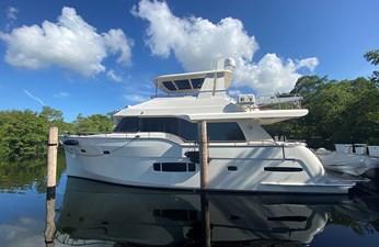 MAZE 0 MAZE 2018 OUTER REEF TRIDENT 620 Motor Yacht Yacht MLS #272509 0
