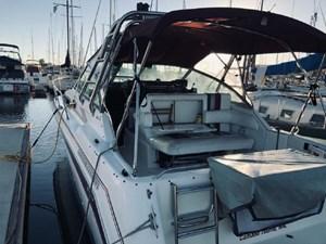 1991 Sea Ray Sundancer 4 1991 Sea Ray Sundancer 1991 SEA RAY Sundancer Cruising Yacht Yacht MLS #272516 4