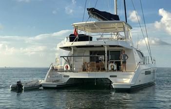 Palometa 2 Palometa 2016 LEOPARD 58 Catamaran Yacht MLS #272529 2