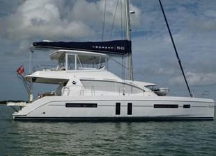 Palometa 1 Palometa 2016 LEOPARD 58 Catamaran Yacht MLS #272529 1