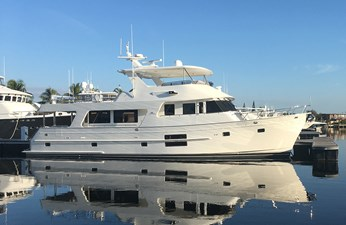 NEVER LAND 0 NEVER LAND 2017 OUTER REEF YACHTS 700 MY Motor Yacht Yacht MLS #272537 0