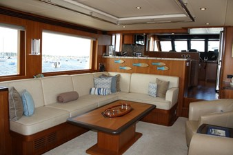 NEVER LAND 6 NEVER LAND 2017 OUTER REEF YACHTS 700 MY Motor Yacht Yacht MLS #272537 6