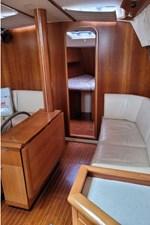 2000 Moody 42 CC 4 2000 Moody 42 CC 2000 MOODY 42 CC Center Cockpit Yacht MLS #272544 4