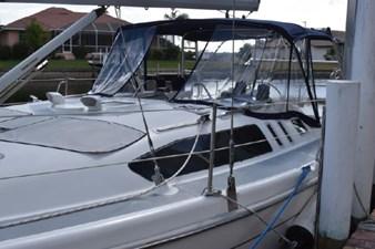 Betting on Wind 5 Betting on Wind 2001 HUNTER 380 Cruising Sailboat Yacht MLS #272546 5