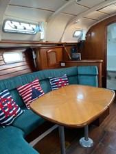 1999 Beneteau 381 2 1999 Beneteau 381 1999 BENETEAU 381 Cruising Sailboat Yacht MLS #272548 2