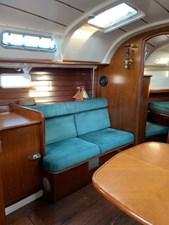 1999 Beneteau 381 3 1999 Beneteau 381 1999 BENETEAU 381 Cruising Sailboat Yacht MLS #272548 3