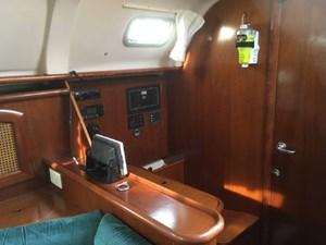 1999 Beneteau 381 7 1999 Beneteau 381 1999 BENETEAU 381 Cruising Sailboat Yacht MLS #272548 7