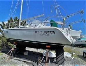 Home Aweigh 1 Home Aweigh 1997 CATALINA 36 Cruising Sailboat Yacht MLS #272553 1