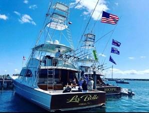 LA BELLE 2 LA BELLE 1996 MERRITT BOAT WORKS  Sport Fisherman Yacht MLS #272566 2