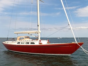 SWEET LUCY 28 Bow View