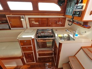 SWEET LUCY 8 Galley