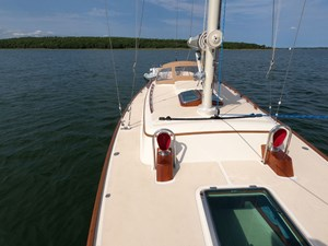 SWEET LUCY 16 Looking Aft