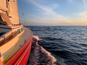SWEET LUCY 27 Sunset Sail