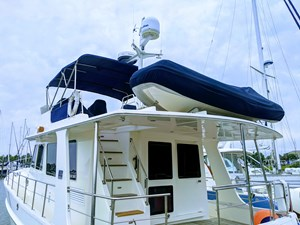 Spirit 4 Spirit 2011 GRAND BANKS Europa Trawler Yacht Yacht MLS #272568 4