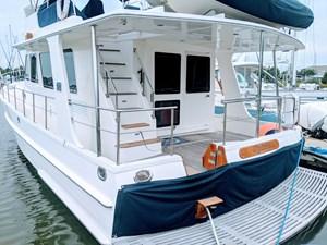 Spirit 3 Spirit 2011 GRAND BANKS Europa Trawler Yacht Yacht MLS #272568 3
