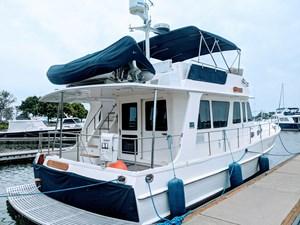 Spirit 2 Spirit 2011 GRAND BANKS Europa Trawler Yacht Yacht MLS #272568 2