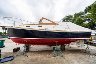 PERSISTENCE 2 PERSISTENCE 1983 DYER  Cruising Yacht Yacht MLS #272569 2