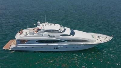 Passion 1 Passion 2004 LAZZARA  Motor Yacht Yacht MLS #272573 1