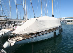 Outlaw 6 Outlaw 1963 SOUTER  Classic Yacht Yacht MLS #272579 6