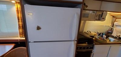 Sociable 37 37 Refrigerator Freezer