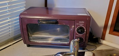 Sociable 39 38 Toaster Oven