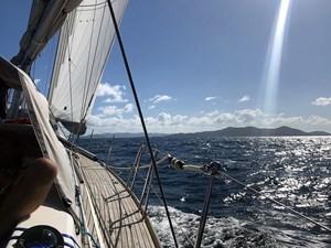 KATERINA 39 Caribbean Sailing