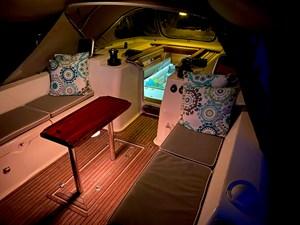 KATERINA 34 Cockpit at Night