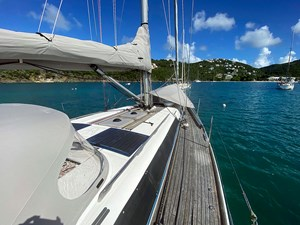 KATERINA 16 Foredeck Awning