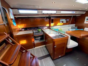 KATERINA 4 Galley Outboard