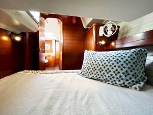 KATERINA 10 Starboard Quarter Cabin Looking Forward