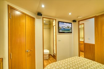 On Course 35 Master Stateroom 3