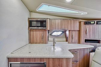 Living The Dream 22 Galley