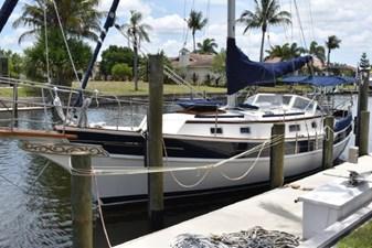 Sabbatical 1 Sabbatical 1989 GOZZARD 36 Cruising Sailboat Yacht MLS #272600 1