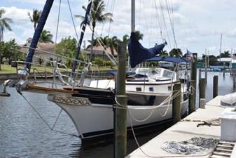 Sabbatical 3 Sabbatical 1989 GOZZARD 36 Cruising Sailboat Yacht MLS #272600 3