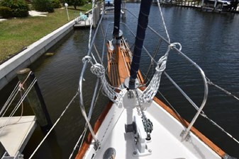 Sabbatical 4 Sabbatical 1989 GOZZARD 36 Cruising Sailboat Yacht MLS #272600 4