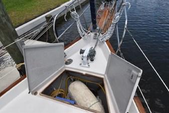 Sabbatical 5 Sabbatical 1989 GOZZARD 36 Cruising Sailboat Yacht MLS #272600 5
